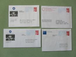 Lot Très Varié De Plus De 80 PAP Réponse - 19 Scans - Listos A Ser Enviados: Respuesta