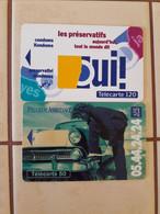 Cartes Téléphoniques Sans Puce - Unclassified