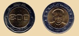 Algeria 200 Dinars 2020 - Algeria