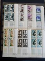FRANCE. 1959 à 1964. N° 1235.1236.1237.1241 Cd 59.N° 1390.1394 Cd 63.N°1394A Cd 64. NEUFS++.  Côte YT 2020 : 37,00 € - 1960-1969