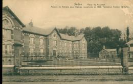 CPA SEDAN - Maison De Retraite Pour Dames - écrite 1919 - Sedan
