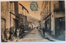 BARGEMON - Route De Grasse - Bargemon
