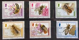 Isle Of Man MNH 2012 - Bees - Isla De Man