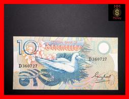 SEYCHELLES 10 Rupees 1983  P. 28  UNC - Seychelles