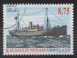 GROENLAND - GREENLAND - 2004 - BATEAUX - SHIPS - DISKO - Oblitéré - Used - - Gebraucht
