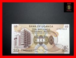 UGANDA 10 Shillings 1979 P. 11 B  UNC - Uganda