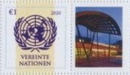 2020 - O.N.U. / UNITED NATIONS - WIEN - ESIBIZIONE FILATELICA - PHILATELIC EXHIBITION / OVEBRIA 2020 - ST. POLTEN. MNH - Nuevos
