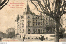 PAU  Hôtel Gassion  ..... ( Ref FB277 ) - Pau