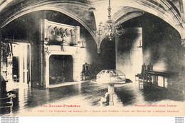 PAU  Le Chateau De Henri IV- Salle Des Gardes- Plan En Relief De L'ancien Chateau  ..... ( Ref FB282 ) - Pau