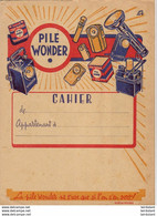 PROTEGE CAHIER ...... PILE WONDER .......... RECTO VERSO - Book Covers