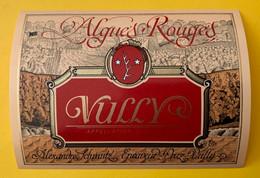 18995 - Algues Rouges Vully Alexandre Schmutz Praz - Other