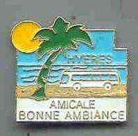 @@ Bus Car Hyères Les Palmiers Amicale Bonne Ambiance (2x2.1) @@as01 - Associazioni
