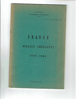 Catalogue POTHION Des Bureaux Ambulants De FRANCE (1845/1965) De 1966    511 - Francia