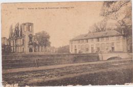Ranst - Kasteel Verwoest In 1914 (gelopen Kaart Met Zegel) - Ranst