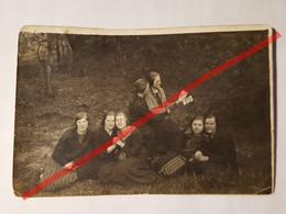Photo Vintage. Original. Érotique. Filles Lesbiennes. Lettonie D'avant-guerre - Sin Clasificación