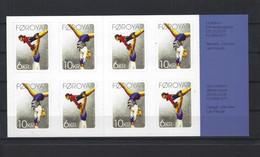 ILES FEROE Theme Gymnastique - Gymnastiek