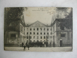 MILITARIA - REIMS - Caserne Colbert - 132ème De Ligne (animée) - Barracks