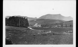 Carte Photo 454 - Col De Manse Et Refuge National - Circulée 1954 - Beau Timbre - Zonder Classificatie