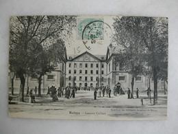 MILITARIA - REIMS - Caserne Colbert (très Animée) - Barracks
