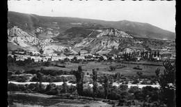 Carte Photo - BARRET Le BAS - Vue Générale - Circulée 1952 - Andere Gemeenten