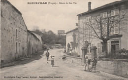 88 Bleurville, Route Du Bon Vin - Altri Comuni