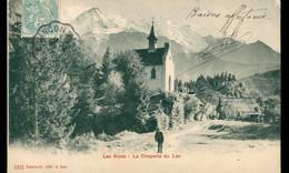 CPA Les Alpes - La Chapelle Du Lac - Circulée 1905 - Andere Gemeenten