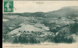 CPA Vallée Du Queyras. - Hameaux Des PRATS - Circulée 1908 - Otros Municipios
