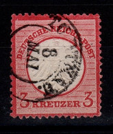Allemagne - YV 9 Oblitere Luxe - Oblitérés