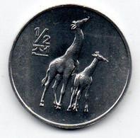 Corée Du Nord - 1/2 Chon 2002  - SPL - Korea, North