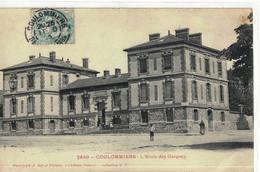 CPA  COULOMMIERS   L'Ecole Des Garçons   N° 2640 - Coulommiers