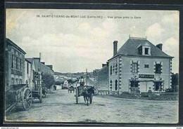 44  ST ETIENNE De MONTLUC   ..Vue Prise Pres La Gare - - Saint Etienne De Montluc