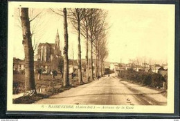44 BASSE INDRE   Avenue De La Gare - Basse-Indre