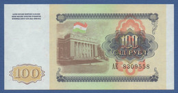 TAJIKISTAN - P.6 – 100 Ruble 1994 UNC - Tajikistan
