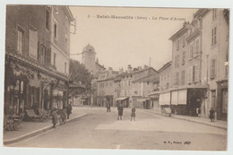 3 - SAINT-MARCELLIN  - La Place D'Armes - Saint-Marcellin