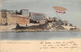 Monaco - 1902 - Boulevard De La Condamine - La Condamine