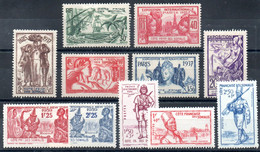 SOMALIS - Lot Neufs * - MH - Unused Stamps