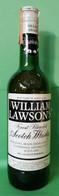 Scotch Whisky William Lawson's Martini & Rossi - Whisky