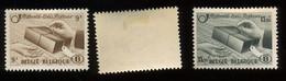 Colis Postaux 303/305 *. Cote 6,50 - 1942-1951