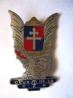 INSIGNE DE LA 21° CRD EVSO ETAT EXCELLENT Y. DELSART - Army