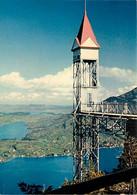 Suisse - LU Lucerne - Burgenstock Hotels - Hammetschwandlift 165 M Hoch 1131 M û. M. - CPM - Carte Neuve - Voir Scans Re - LU Lucerne