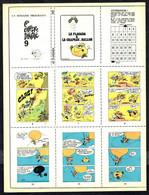 """Mini-récit N° 465 - """"LE FLAGADA & LE CHAPEAU-BALLON"""" De DEGOTTE - Suplément à Spirou - Non Monté. - Spirou Magazine"""