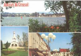 CPSM DU CREUSOT - Le Creusot