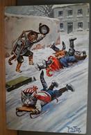 ARTHUR THIELE - SIgned Postcard - Perfect State - Gesendet In 1918? - Thiele, Arthur