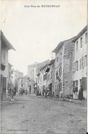 Une Rue De RETOURNAC - Retournac