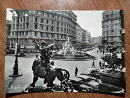 Cartolina Non Viaggiatacon Data Scritta A Penna Sul Retro - Napoli