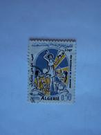 ALGERIE 1967 FETE NATIONALE DE LA JEUNESSE - Algérie (1962-...)