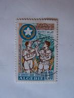 ALGERIE CACHET 1968 JAMBOREE ARABE-ALGER - Algérie (1962-...)