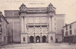 AK Lunéville - Le Théâtre - Feldpost - 1. WK (55116) - Luneville