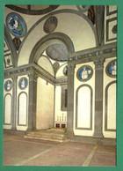 Italie Firenze Basilique Sainte Croix Chapelle Pazzi ( Motif Décoration Coquille Saint Jacques Sur Un Mur, Coquillage ) - Firenze (Florence)