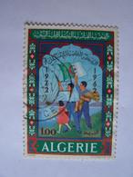 ALGERIE 1972 ANNIVERSAIRE DE L'INDEPENDANCE OBLITERE - Algérie (1962-...)